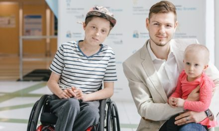 Les participants du 24h et la Fondation Charles-Bruneau donnent de l'espoir aux enfants
