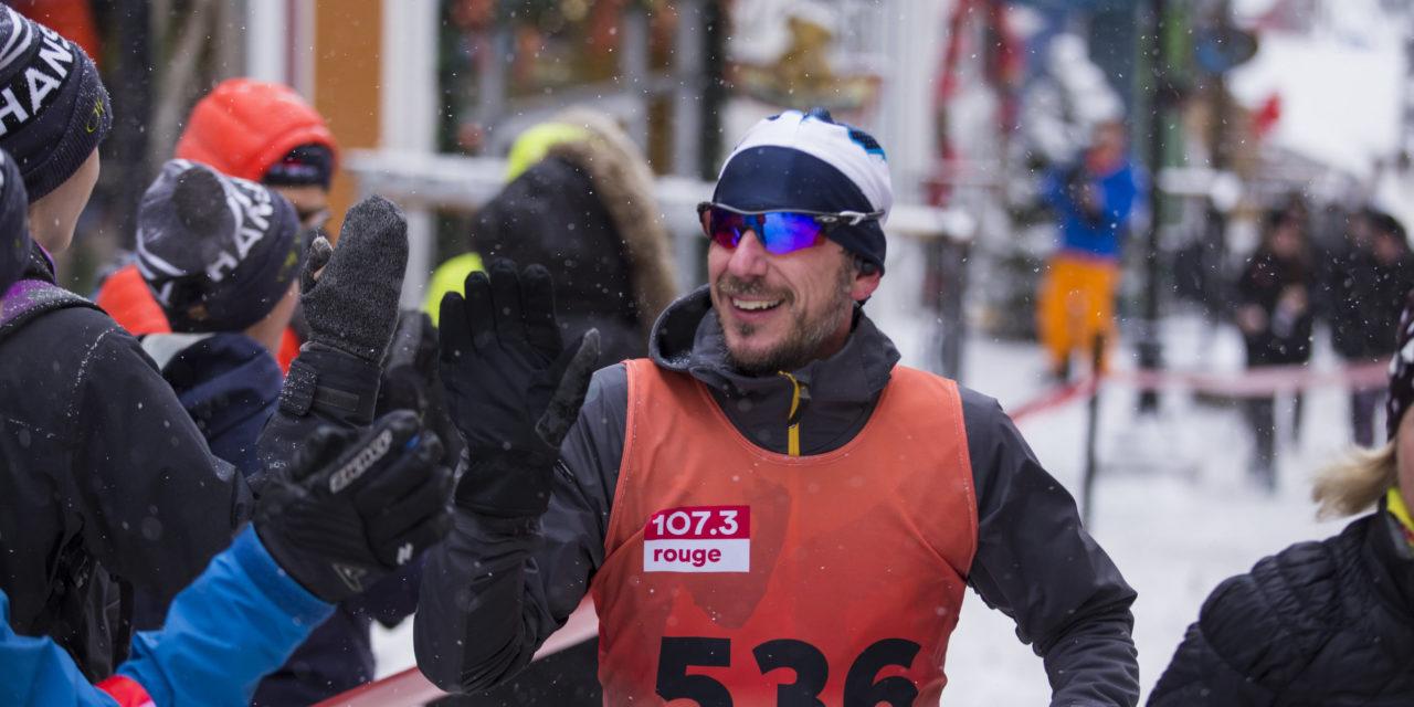 Se préparer à l'effort physique dans un environnement froid