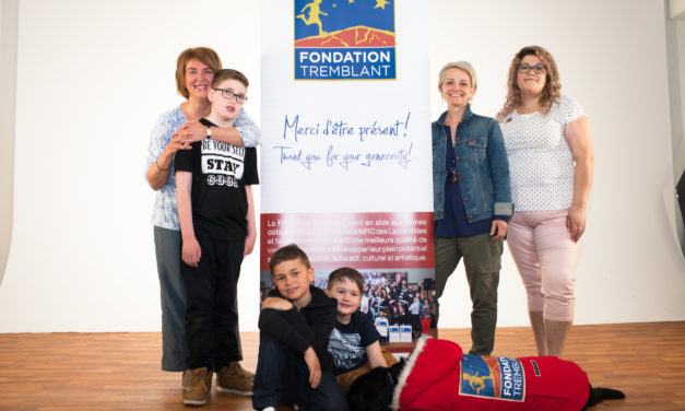 Fondation Tremblant: A Driving Force for Laurentian Youth