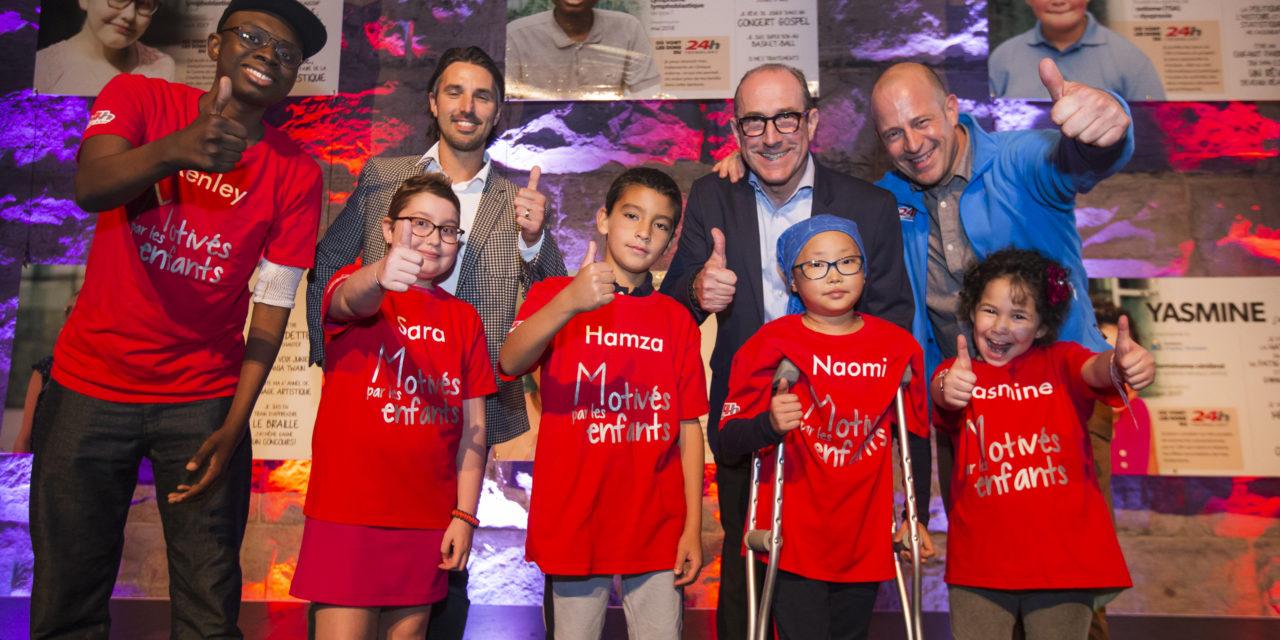 Fondation Charles-Bruneau : des dons qui font beaucoup de chemin