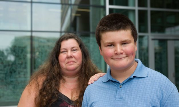 Mom testimony : Loudovick
