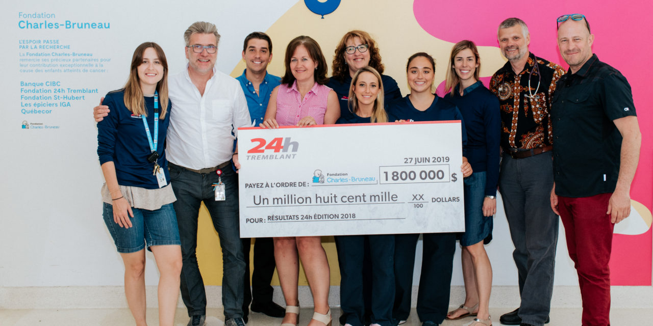 $1.8 million for research !